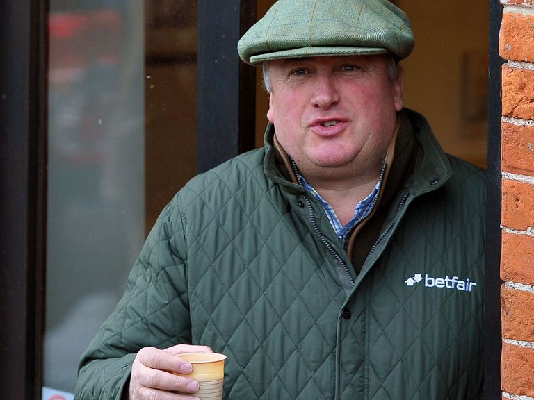 Paul Nicholls: Looking forward to running Tidal Bay