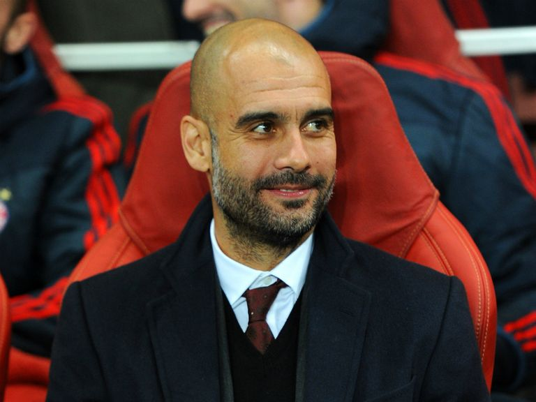 Guardiola: Knows Arsenal can hurt his side