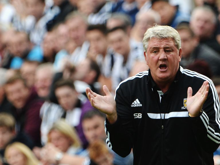 Steve Bruce: We're far from safe