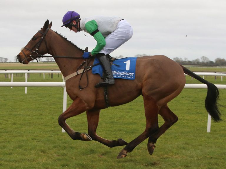 Tammys Hill in action under Robbie McNamara