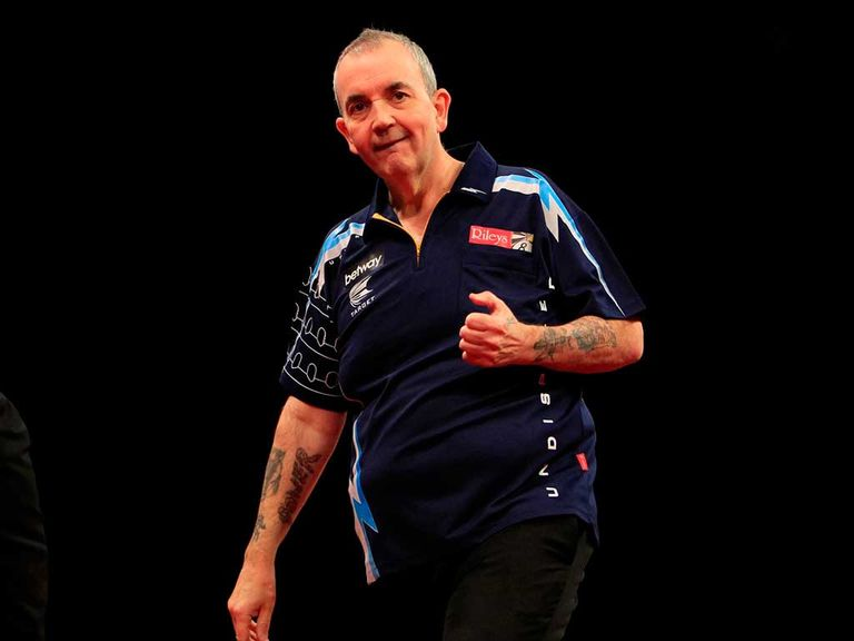 Phil Taylor: Off to a flying start in Blackpool