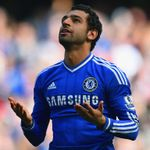 Mohamed Salah: Could be heading for Chelsea exit door