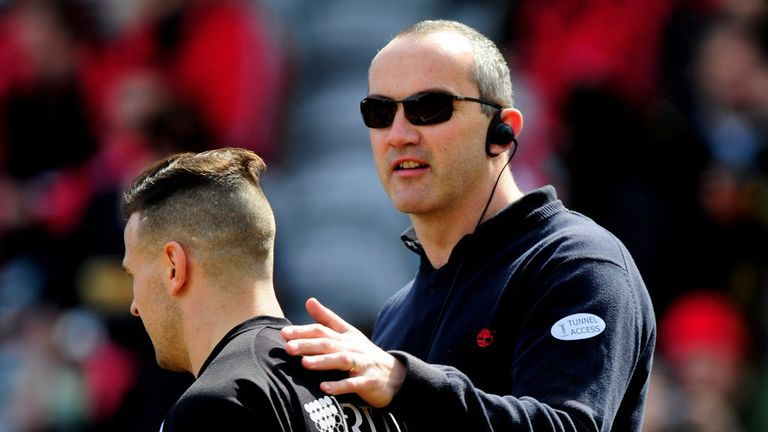 Conor O'Shea: Focusing on the run-in after beating London Irish