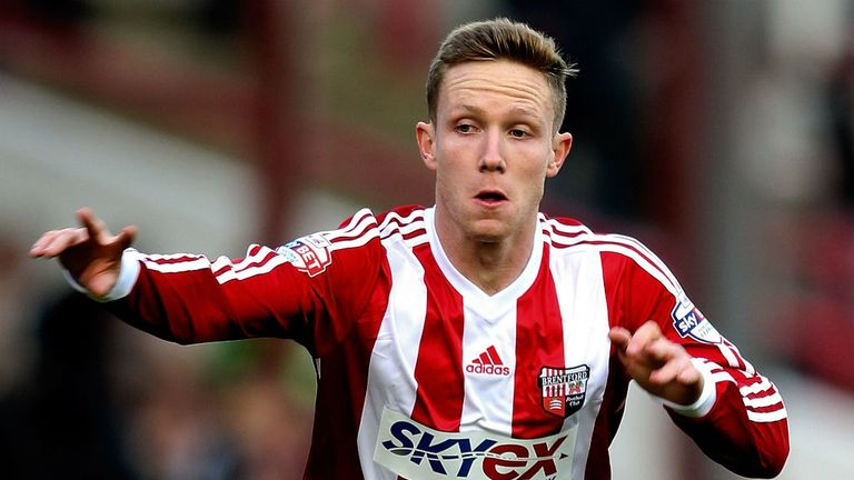 Adam Forshaw: Brentford midfielder wanted by Wigan