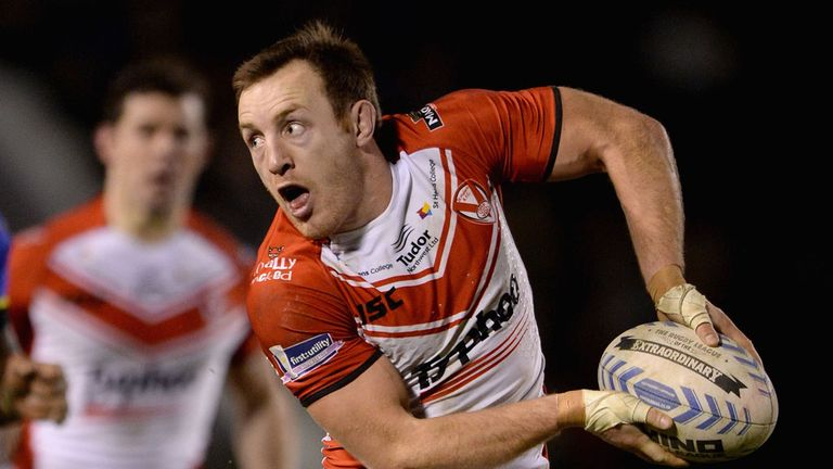 James Roby: The new favourite to be this year's Man of Steel
