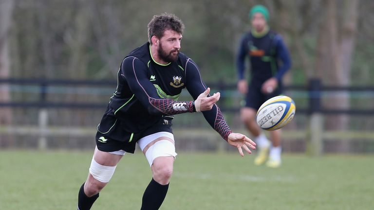 Tom Wood: Left it late to book his team a trip to Twickenham