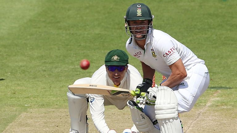 AB de Villiers: Current Test vice-captain under Smith