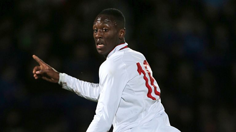 Ade Azeez: Extended stay at Victoria Road