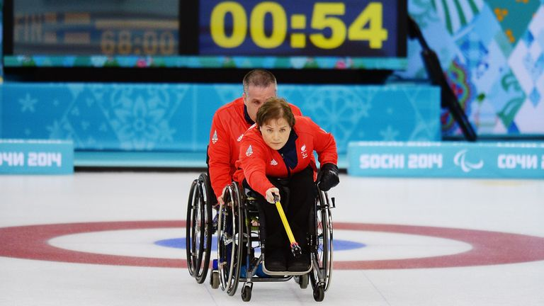 Aileen Neilson's rink battled back to win bronze
