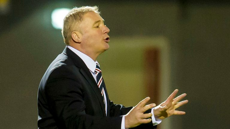 Ally McCoist: Rangers boss looking to add to his squad