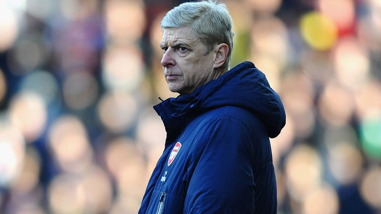 Arsene Wenger: Admits it will be difficult to catch league leaders Chelsea