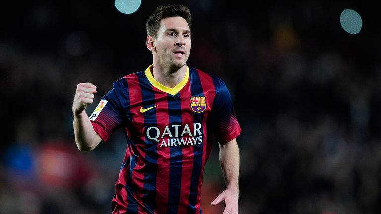 Lionel Messi: Barcelona's top-scorer linked with PSG and Man City