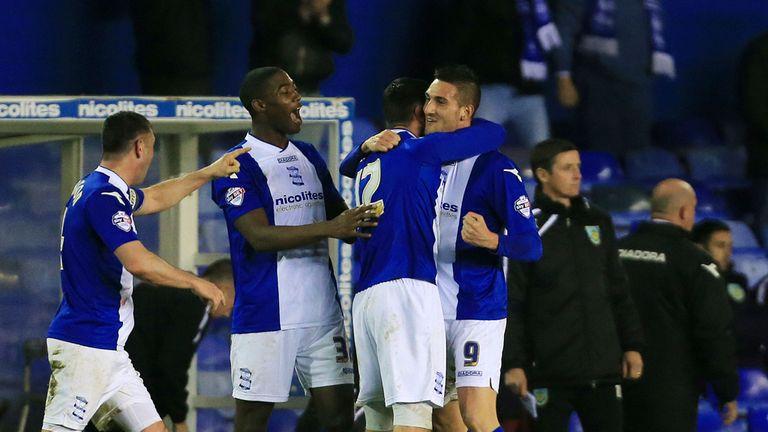 Federico Macheda: Striker trying to help Birmingham avoid relegation