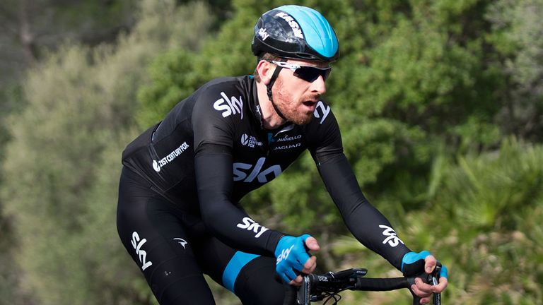 Sir Bradley Wiggins will work on his climbing instead of racing the Volta a Catalunya