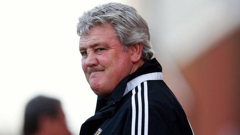 Steve Bruce: Will have to leave a number of players disappointed at Wembley on Sunday