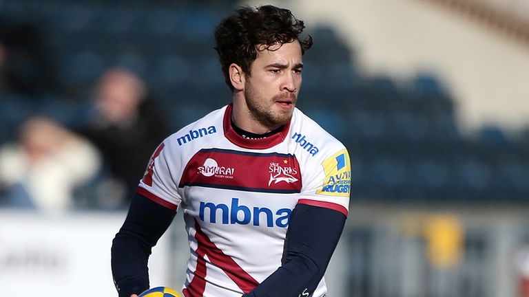 Danny Cipriani: Feels his game has improved considerably