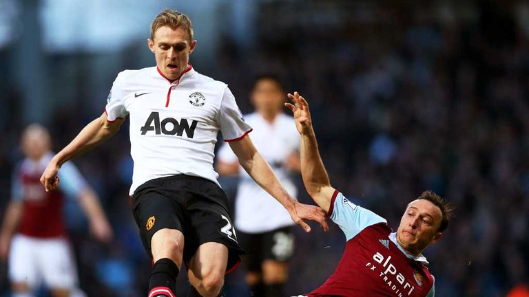 Darren Fletcher: may miss start of pre-season