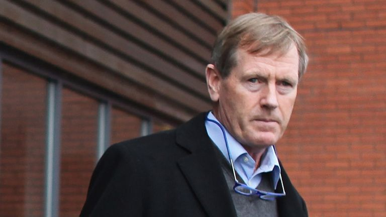 Dave King: Has held productive talks with Rangers board