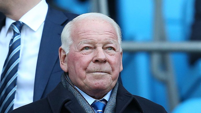 Dave Whelan: 'The main man', according to Jewell
