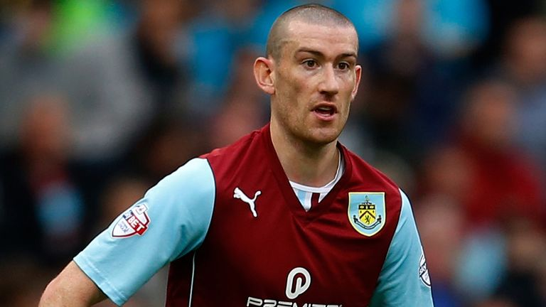 David Jones: Scored Burnley's opener on Saturday
