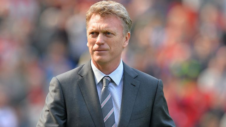 David Moyes: Optimistic of overcoming Bayern