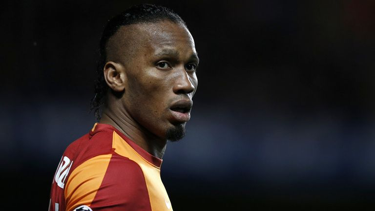 Didier Drogba: Did not have a shot on target and was booked on his return to Stamford Bridge