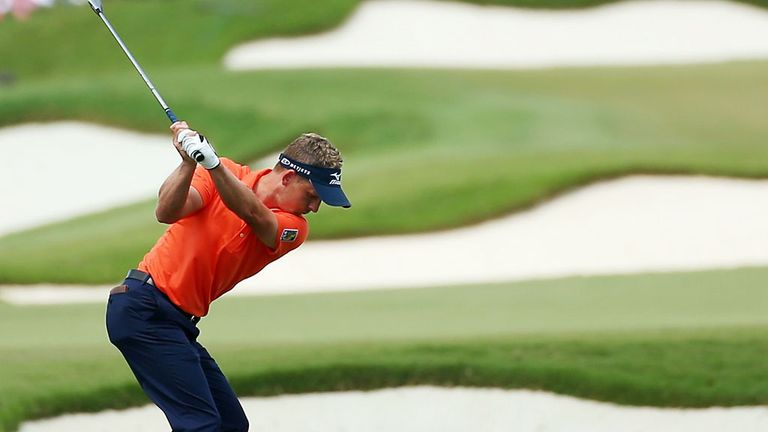 Luke Donald: Hoping to rediscover form at Innisbrook