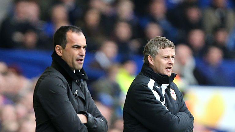 Roberto Martinez: Had some sympathy for Ole Gunnar Solskjaer after Everton¿s win