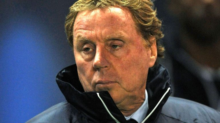 Harry Redknapp: Unhappy with his squad players