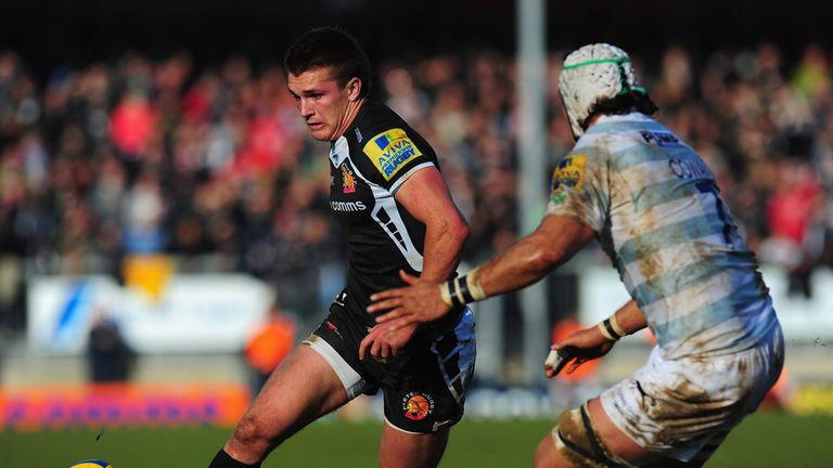 Exeter did not concede a point against London Irish