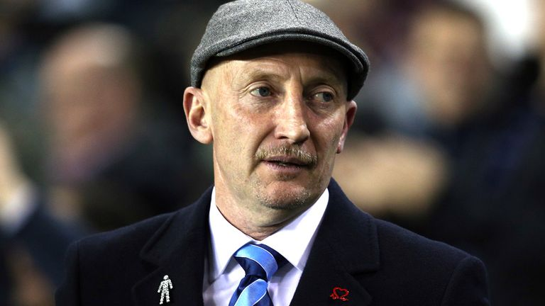 Ian Holloway: Feels Matthew Briggs showed 'pure emotion'