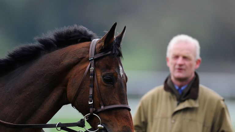 Willie Mullins is targeting a sixth win at Punchestown with Hurricane Fly