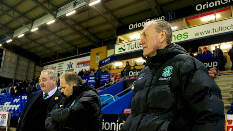 Terry Butcher: 'It was a poor game'