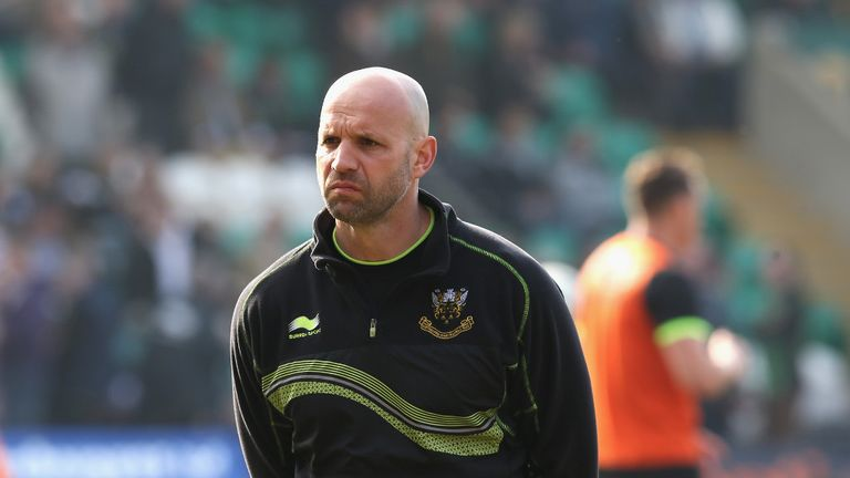 Jim Mallinder: Northampton boss ready for testing European campaign