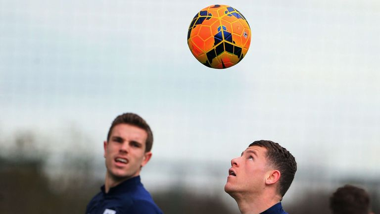 Ross Barkley: Tipped by Howard to be future international star