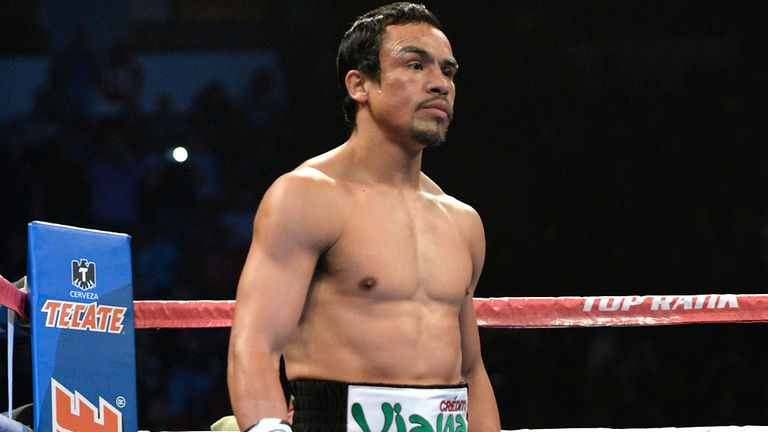 Juan Manuel Marquez: Victory could set up another Pacquiao fight