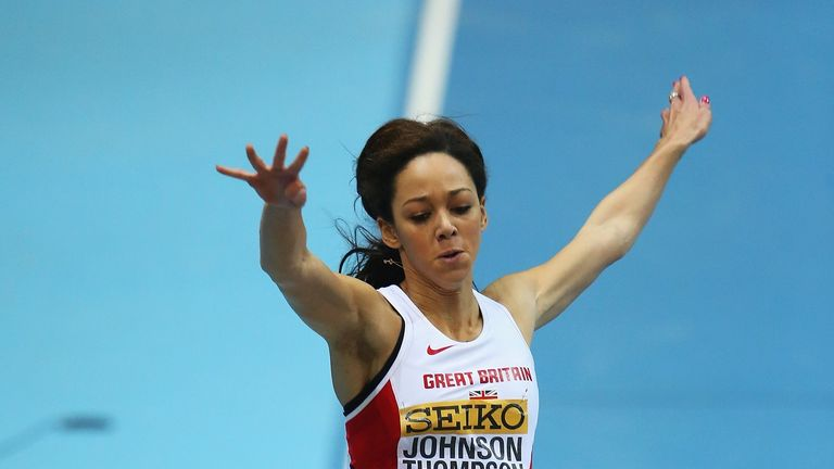 Katarina Johnson-Thompson: a new personal best