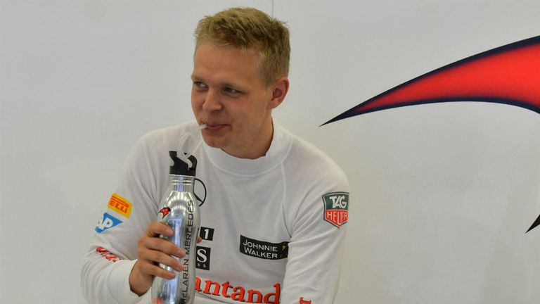"Kevin Magnussen: Has ""big expectations"""