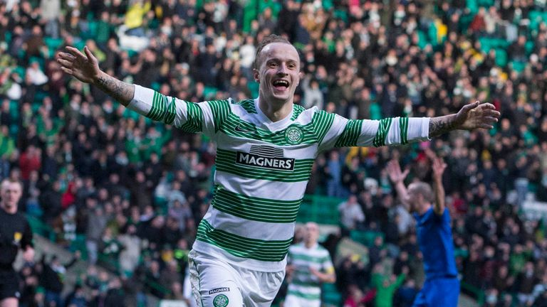 Leigh Griffiths: Celtic striker has a good record against Kilmarnock