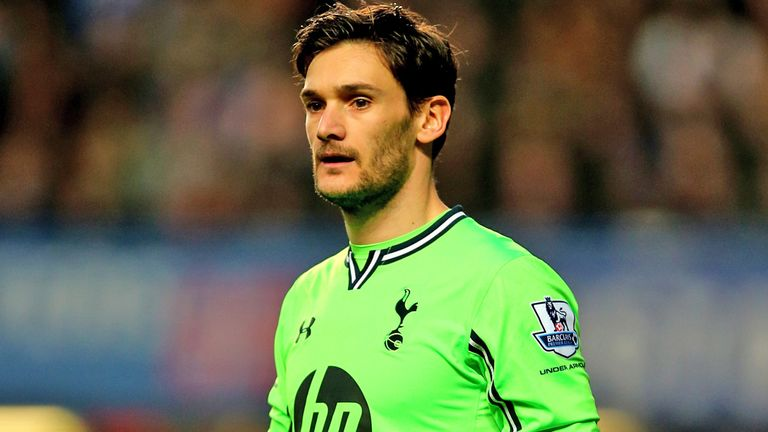 Hugo Lloris: Tottenham are keen to keep hold of the France goalkeeper