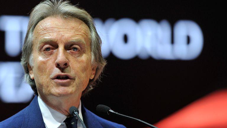 "Luca di Montezemolo: Concerned F1 stars will become ""taxi drivers"""