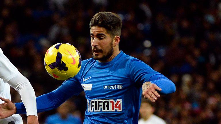 Samu: Opened the scoring for Malaga