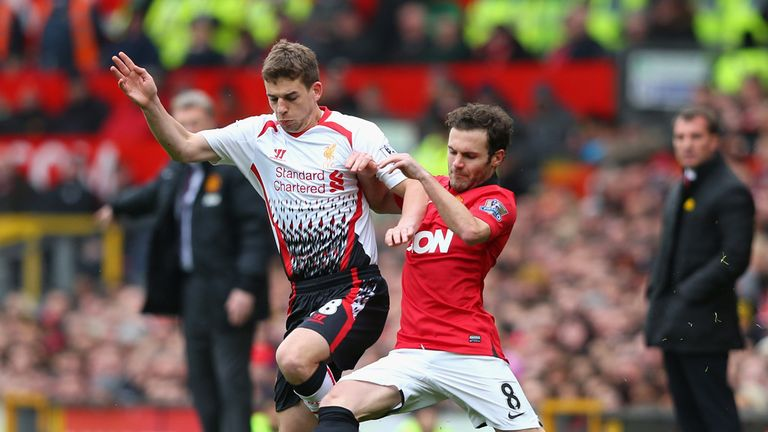 Juan Mata: Manchester United man left 'mad' by Liverpool defeat