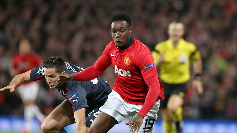 Welbeck: could Arsenal turn to the Manchester United striker?