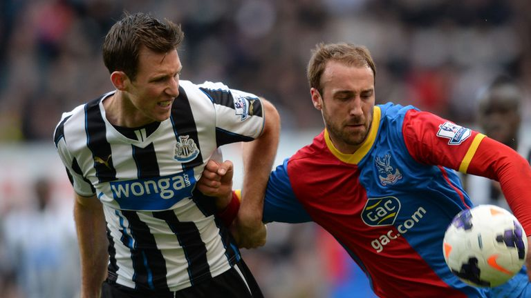 Glenn Murray: Crystal Palace striker joined Reading on loan until January