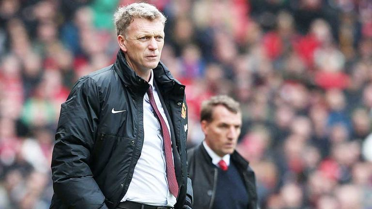 David Moyes: Manchester United boss is finding the job a tough challenge