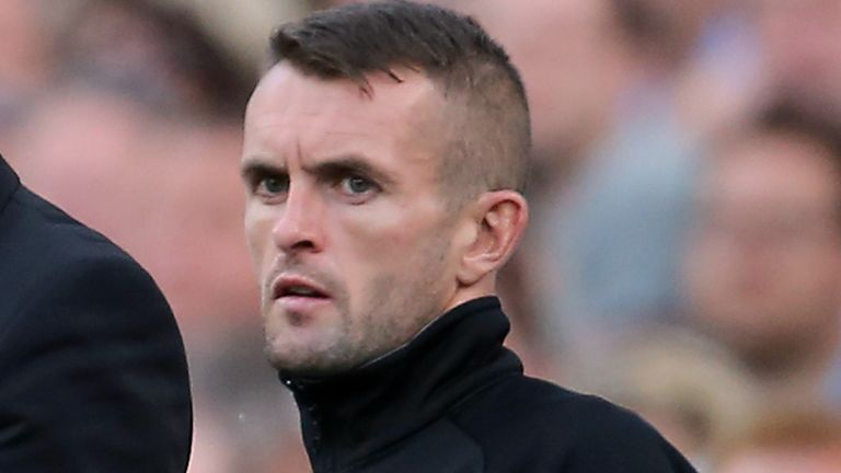 Nathan Jones: Delighted to see Brighton in the top six