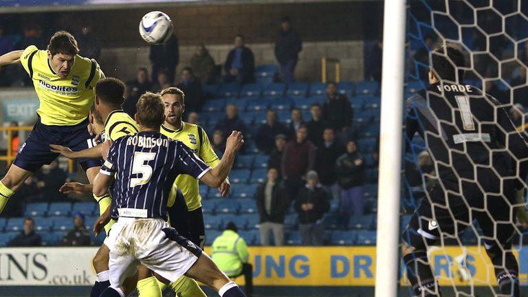 Nikola Zigic: Scored Birmingham's third goal