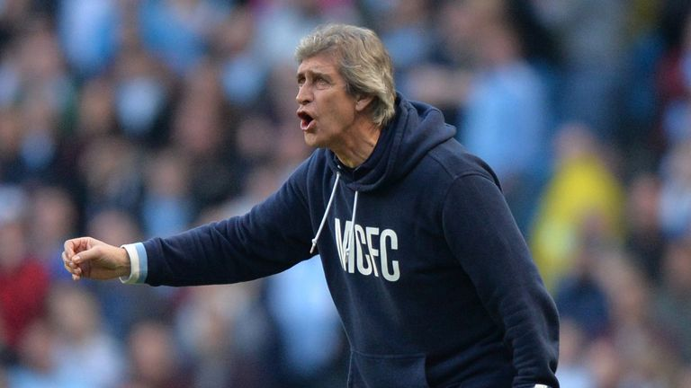 Manuel Pellegrini: Still believes in Manchester City despite defeat to Wigan in the FA Cup