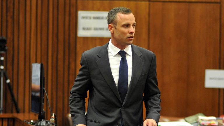 Oscar Pistorius: Trial has been adjourned until 7 April